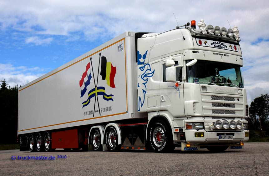 Scania sweden master thesis
